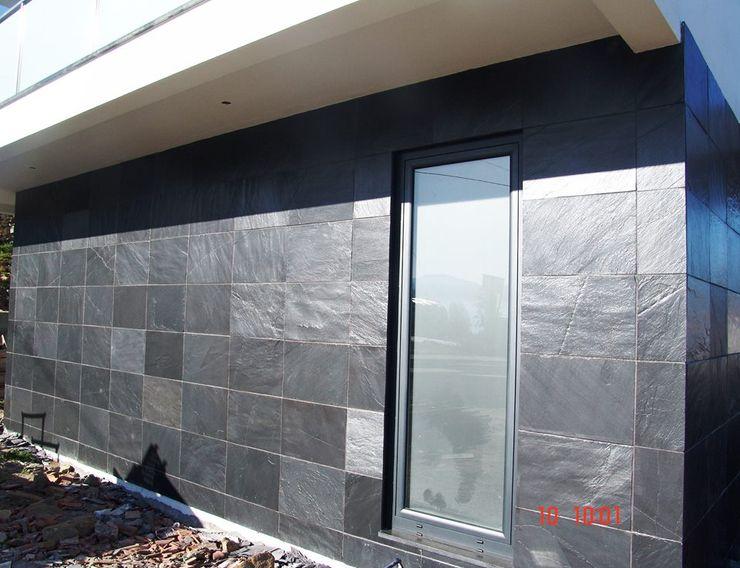 BELGRAN, LDA Modern walls & floors Slate Grey