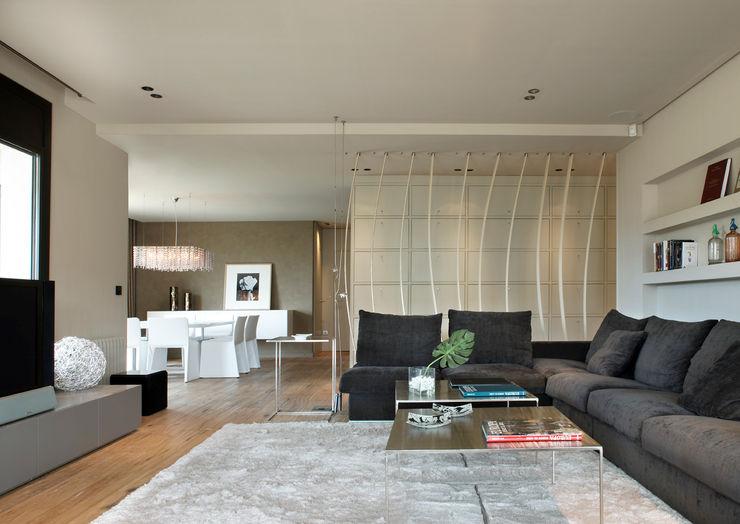 ruiz narvaiza associats sl Modern living room