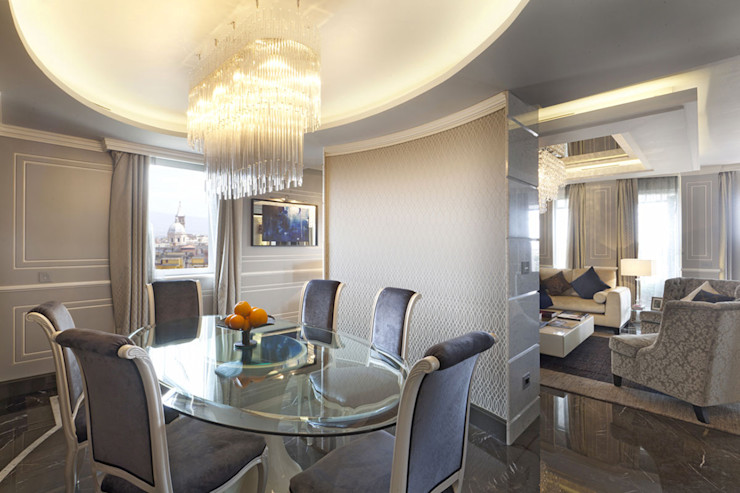 Progetto Spagnulo & Partners Modern dining room