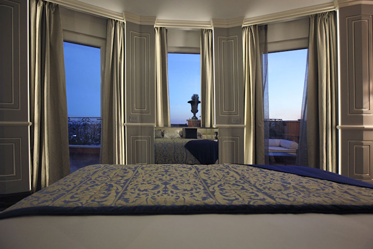 Progetto Spagnulo & Partners Modern style bedroom