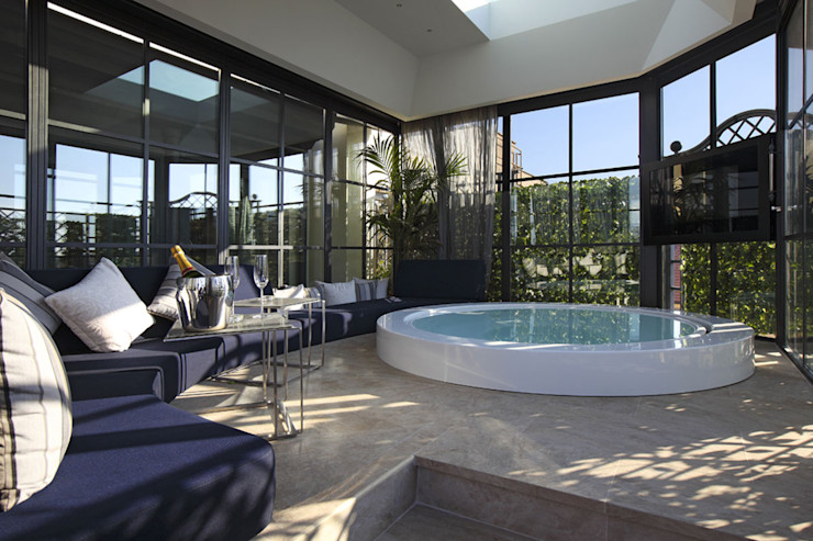 Progetto Spagnulo & Partners Modern pool