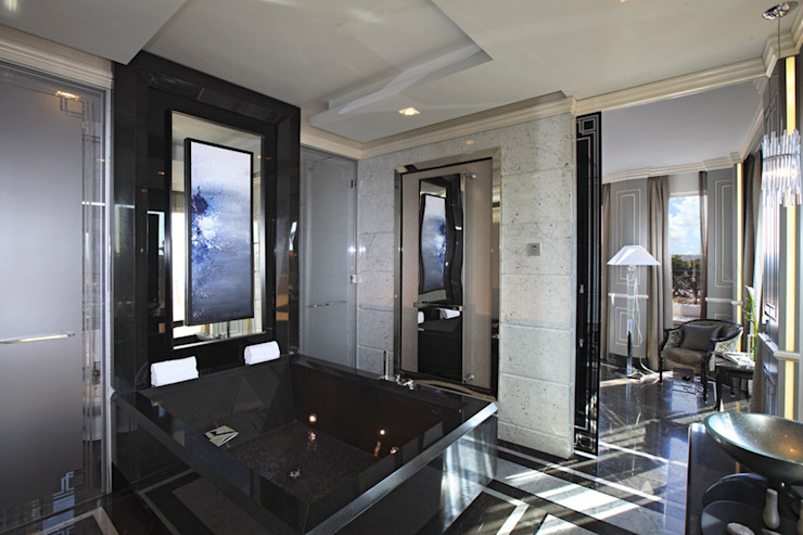Progetto Spagnulo & Partners Modern bathroom