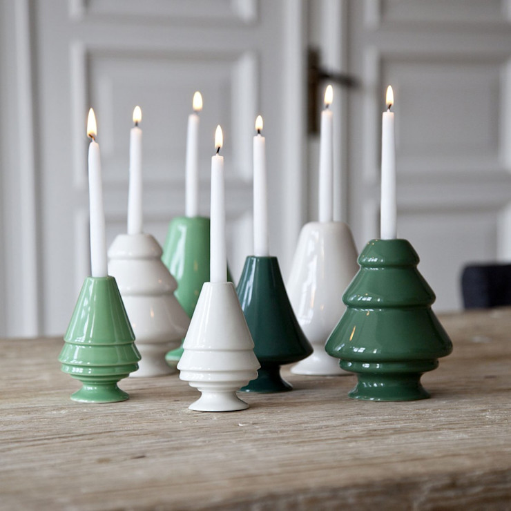 homify Living roomAccessories & decoration Ceramic Green
