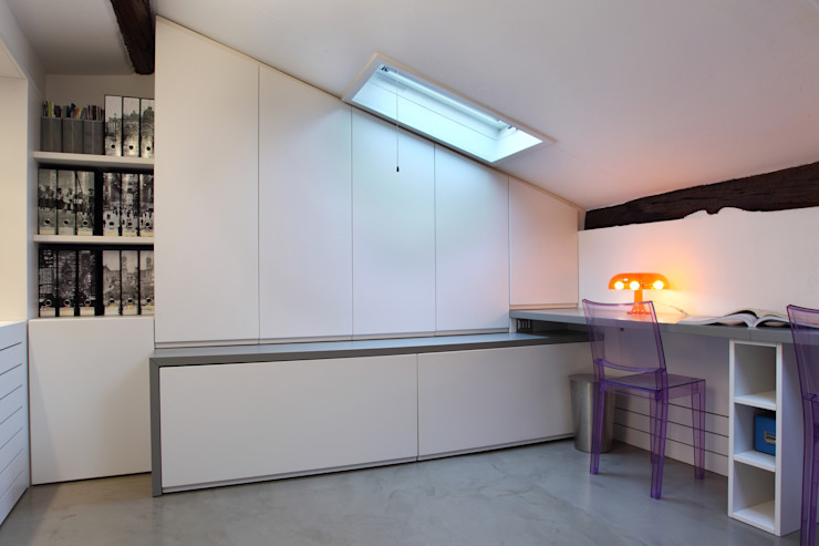 Progetto studio ferlazzo natoli Minimalist bedroom