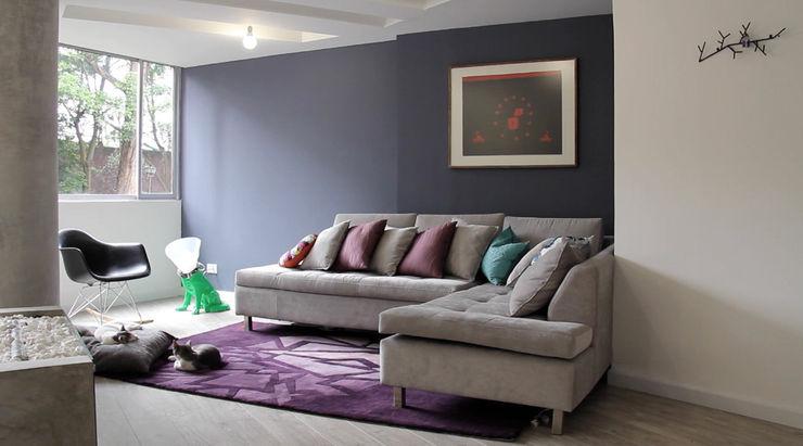 ESTUDIO DUSSAN Living room