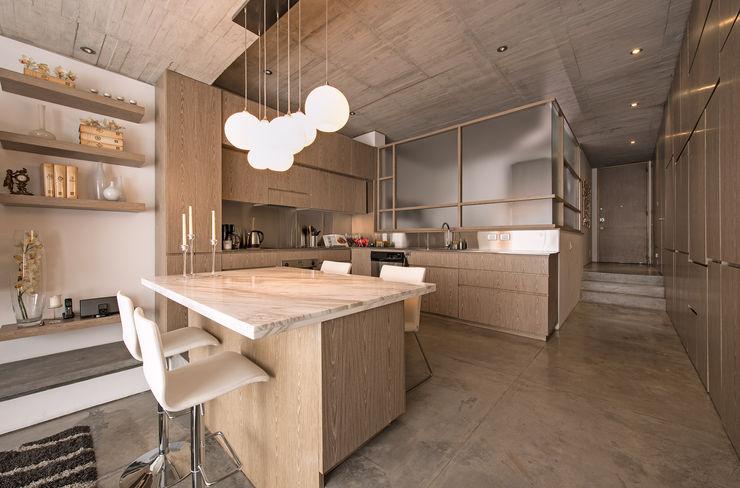Apartamento Rubiano MEMA Arquitectos Cocinas modernas