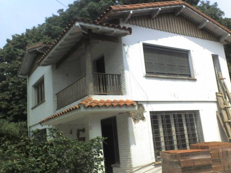 Reforma casa FM | Tigre, Buenos Aires, Argentina ReformArq - Casas, reformas y ampliaciones Casas clásicas Ladrillos