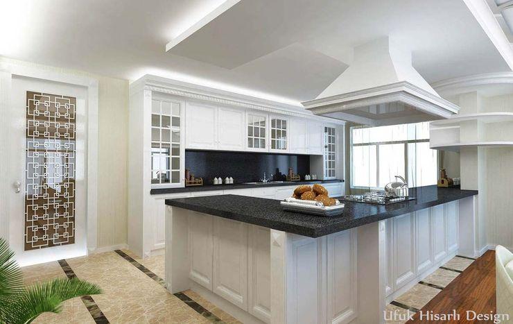 HİSARİ DESIGN STUDIO Modern kitchen