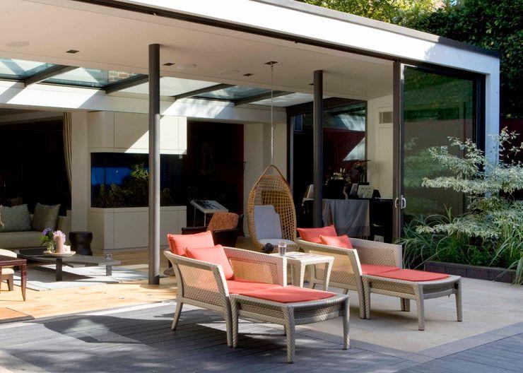 KSR Architects | Compton Avenue | Terrace KSR Architects Modern Terrace