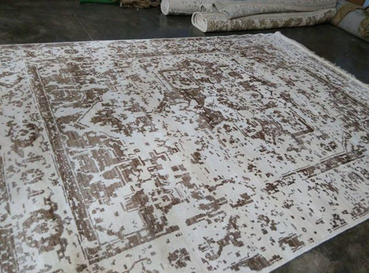 Bamboo silk Rugs Classic Rugs Walls & flooringCarpets & rugs