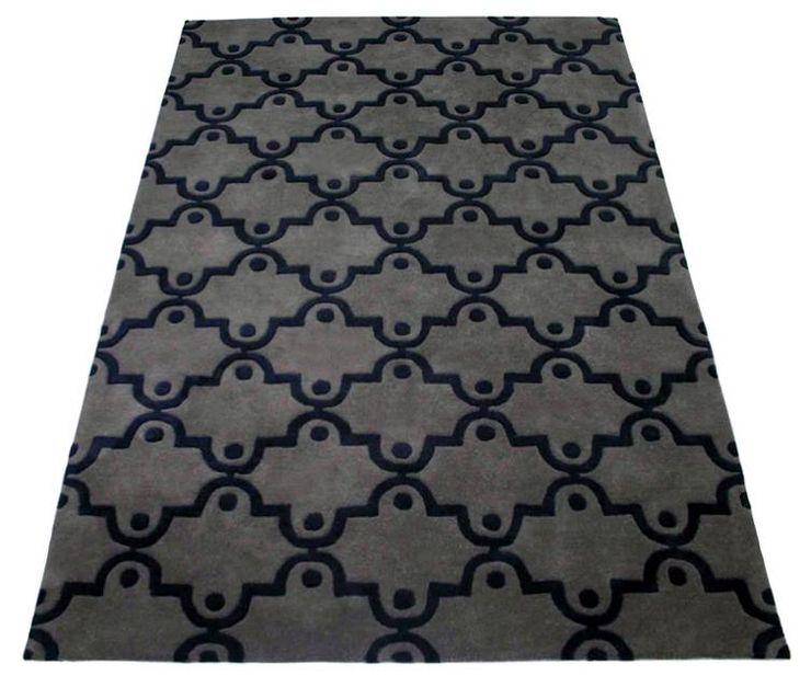 Handtufted woollen Rug Classic Rugs Walls & flooringCarpets & rugs