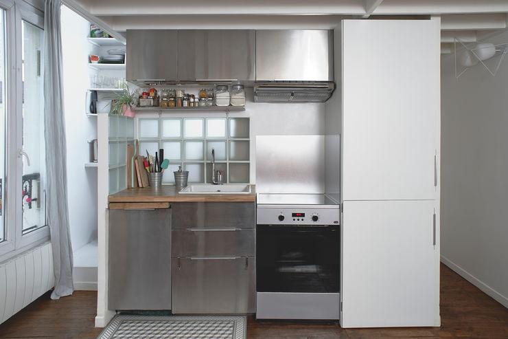 28m2 Croisle Architecture Cuisine moderne