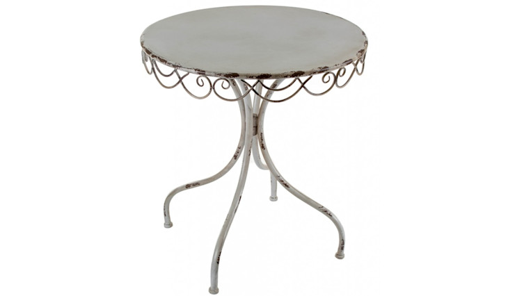 ALURO BERTONI TABLE Altavola Design Sp. z o.o. Living roomSide tables & trays Metal