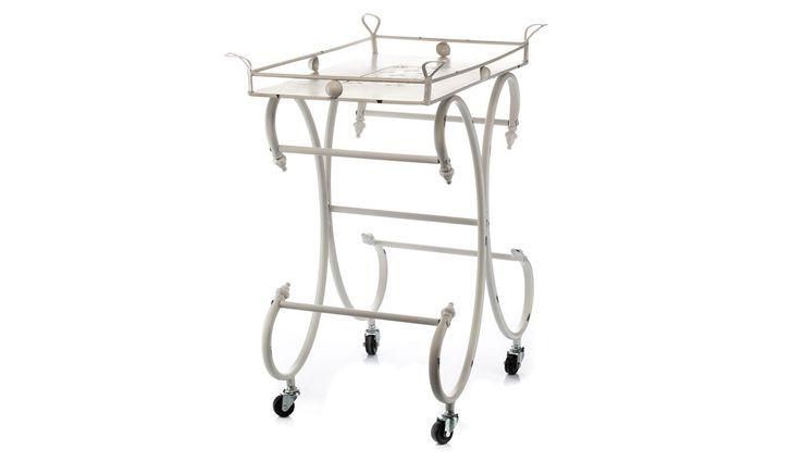 TABLE ALURO BERTONI Altavola Design Sp. z o.o. Living roomSide tables & trays Metal