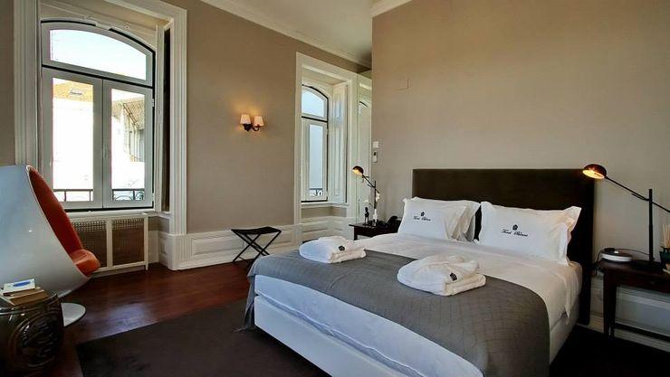 isabel Sá Nogueira Design Dormitorios de estilo ecléctico