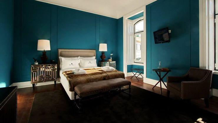 isabel Sá Nogueira Design Dormitorios de estilo clásico