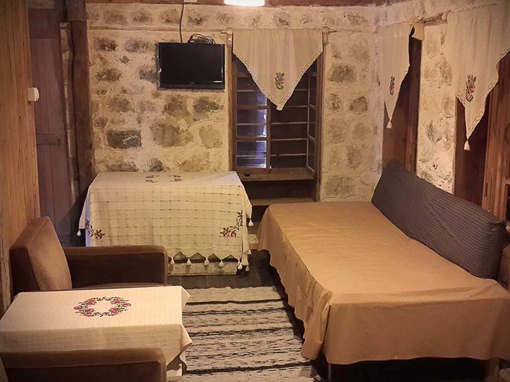 Mimar Damla Demircioğlu Landelijke woonkamers