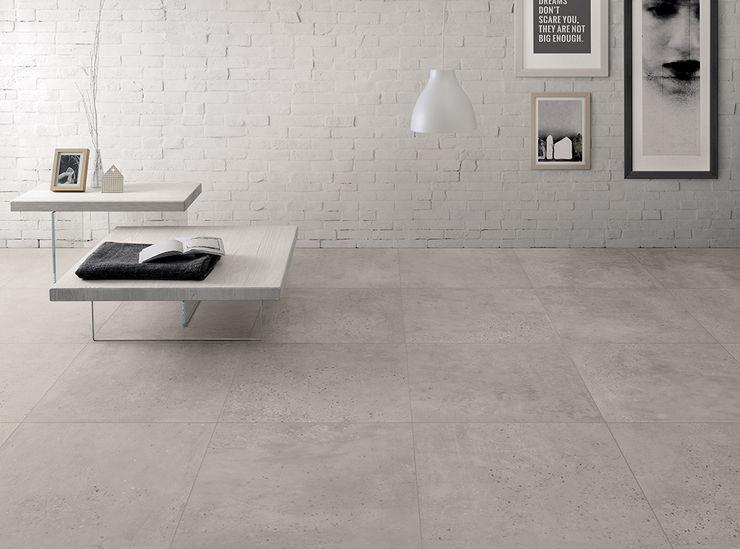 homify Walls & flooringWall & floor coverings Ceramic Grey