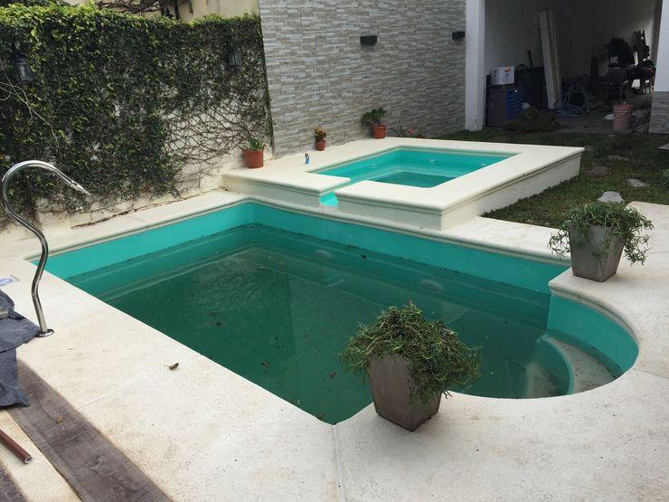 Piletas de hormigón Piletas Crisci Moderne zwembaden