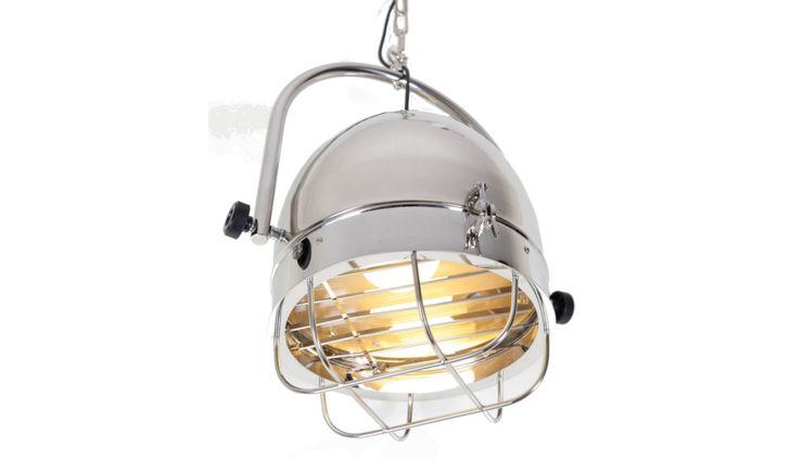 SOHO LOFT Altavola Design Sp. z o.o. Living roomLighting Metal Metallic/Silver