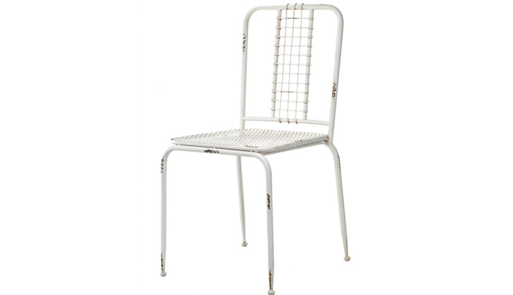 CHAIR ALURO LAMALI Altavola Design Sp. z o.o. Dining roomChairs & benches Metal