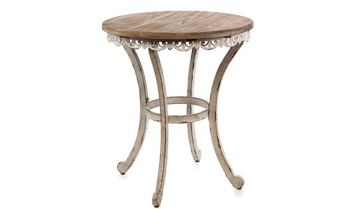 TABLE WOOD-METAL ALURO LAMALI Altavola Design Sp. z o.o. Living roomSide tables & trays Wood