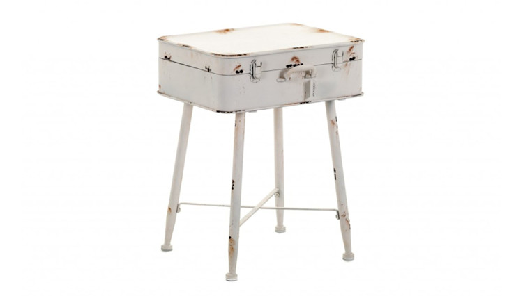 TABLE-CASE ALURO LAMALI Altavola Design Sp. z o.o. Living roomSide tables & trays Metal