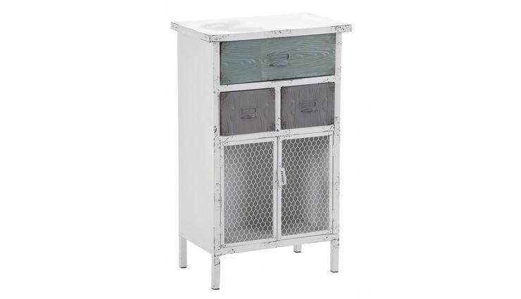 STANDING CABINET ALURO LAMALI Altavola Design Sp. z o.o. Living roomCupboards & sideboards Metal