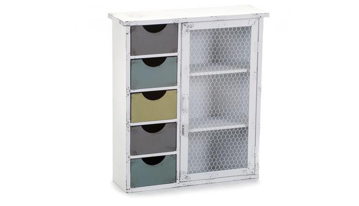 WALL CABINET ALURO LAMALI Altavola Design Sp. z o.o. KitchenCabinets & shelves Metal