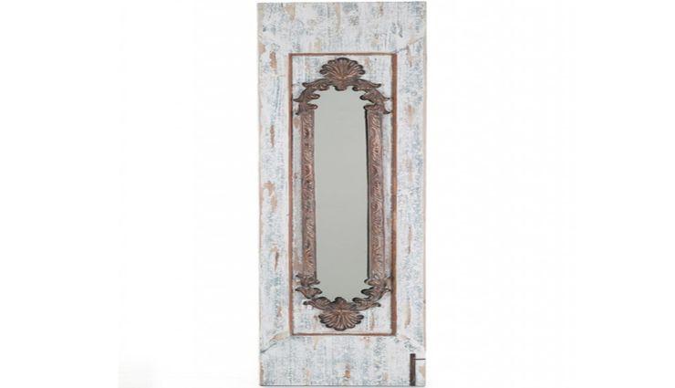MIRROR ALURO MAZINE Altavola Design Sp. z o.o. Dressing roomMirrors Wood