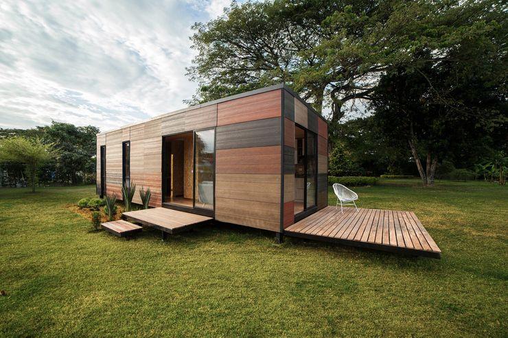 VIMOB COLECTIVO CREATIVO Casas de estilo moderno