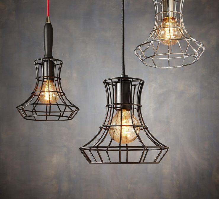 NEDGIS Living roomLighting Iron/Steel Black