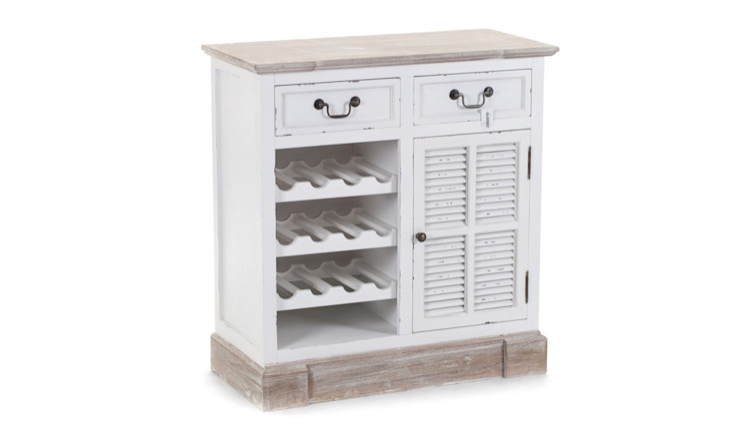 CHEST ALURO PALIDA Altavola Design Sp. z o.o. KitchenCabinets & shelves Wood