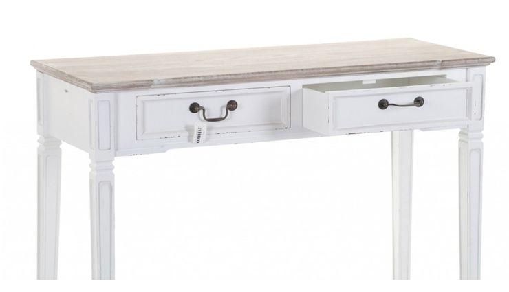 DESK ALURO PALIDA Altavola Design Sp. z o.o. Study/officeDesks Wood