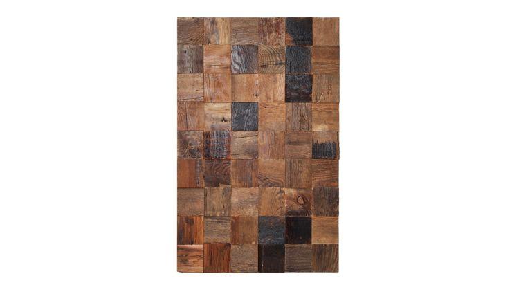 RECLAIMED WOOD WALL DECOR Altavola Design Sp. z o.o. Walls & flooringWall tattoos Wood Wood effect