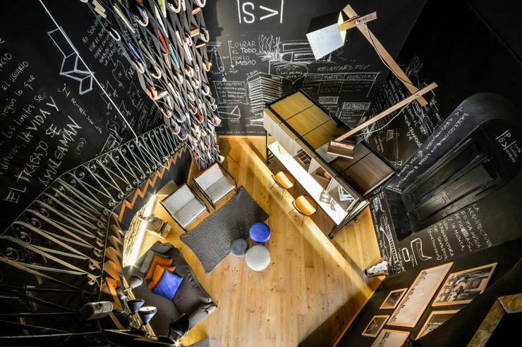 PSV Arquitectura y Diseño Modern Living Room