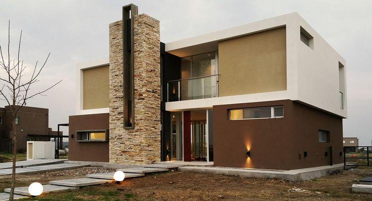Estudio Maraude Arquitectos Modern houses