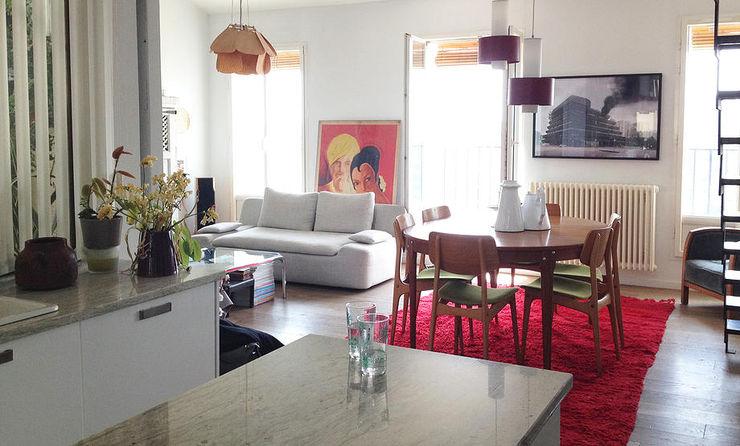 Genghis Studio Modern dining room