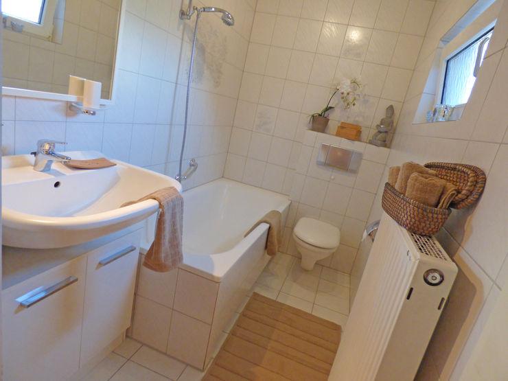Home Staging Geerbte Immobilie Birgit Hahn Home Staging Badezimmer im Landhausstil