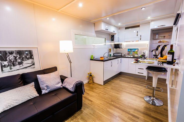 MoDULoW Salas de estar modernas