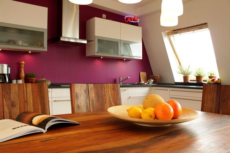 ORTerfinder Modern kitchen Purple/Violet