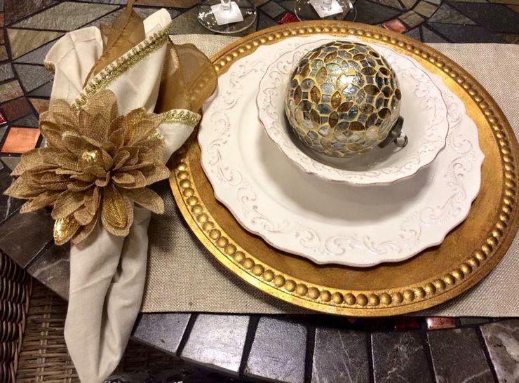 Arreglos navideños XMAS (Christmas) HogarDecoración y accesorios