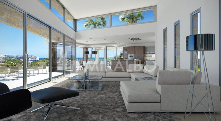 Miralbó Excellence Ruang Keluarga Modern