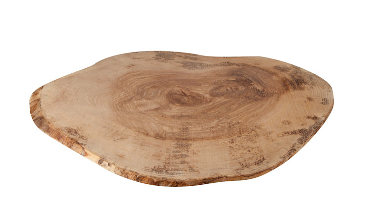 WOODEN TAPAS TRAY CRISTAL Altavola Design Sp. z o.o. Dining roomAccessories & decoration Wood