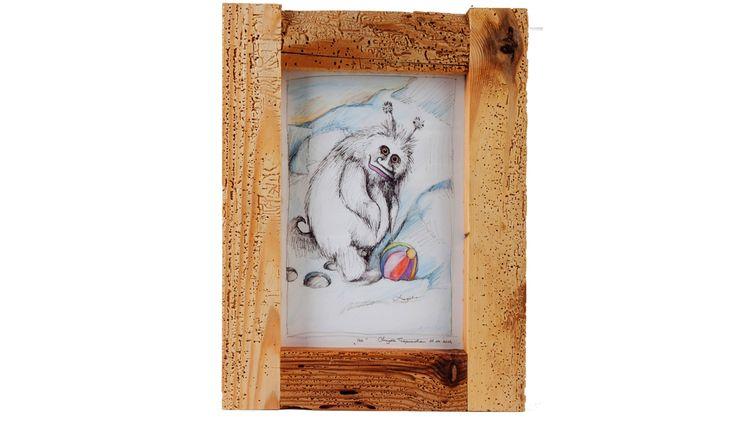 DRIFT WOOD FRAME Altavola Design Sp. z o.o. ArtworkPictures & paintings Wood