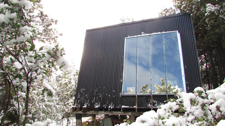 forma Modern houses Black