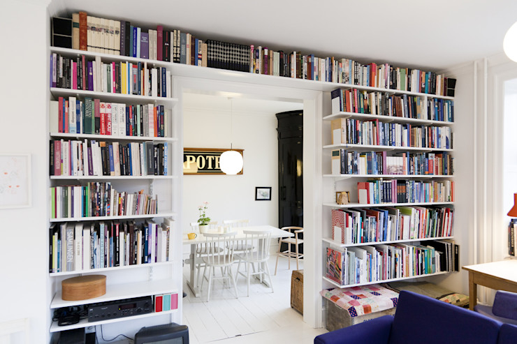 Elfa Deutschland GmbH Living room Wood White