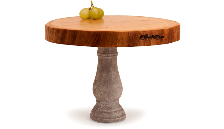 STYLE WOOD CAKE STAND PALACE 2 Altavola Design Sp. z o.o. Dining roomAccessories & decoration Wood