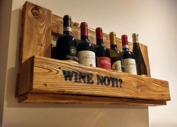 IDEA - Ivan de Angelis Wine cellar Solid Wood