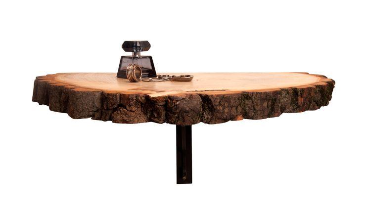 SHELF MARSH Altavola Design Sp. z o.o. Living roomShelves Wood